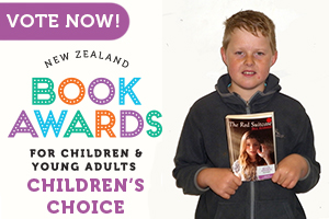 Vote for The Red Suitcase in NZ Book Awards