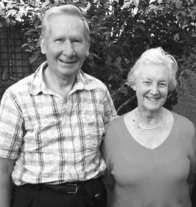Ian and Jill Harris author photo